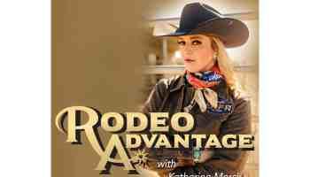 Katherine Merck Rodeo Advantage Cowgirl Magazine