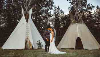 Native American wedding native wedding cowgirl magazine