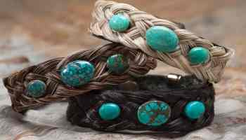 horse hair jewelry cowgirl magazine