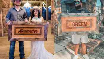 whiskey bound leather co wedding guest book wedding guestbook cowgirl magazine