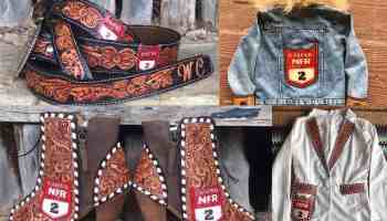 nfr leatherwork cowgirl magazine