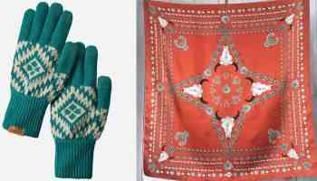 Pendleton gloves wild rag cowgirl magazine
