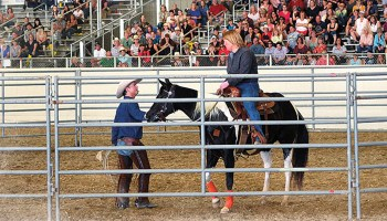 western states horse expo cowgirl magazine