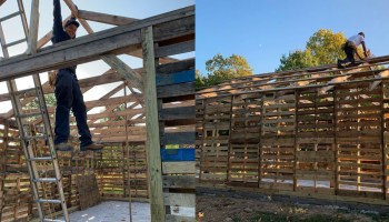 pallet project cowgirl Magazine