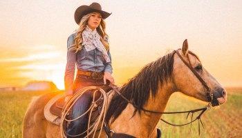 payton hall cowgirl magazine
