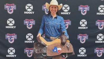 madison outhier texas high school rodeo association state finals cowgirl magazine