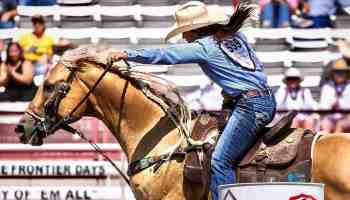 Kinsels way to the top is through cheyenne cowgirl magazine