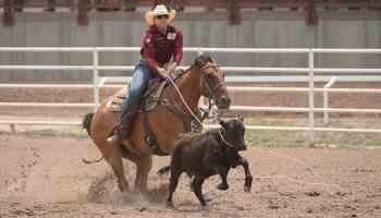sawyer gilbert cheyenne frontier days cowgirl magazine