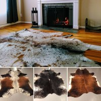All Natural Cowhide Rugs, Brazilian Hides, Fur Products ...