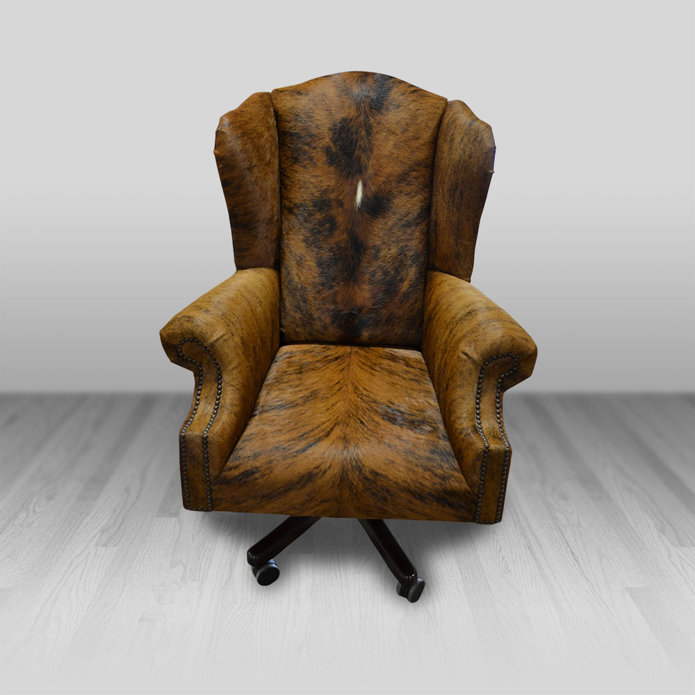 Western Chairs Wing Back Executive Chair