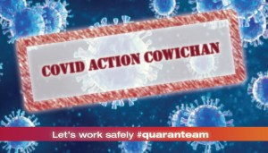 COVID Action Cowichan Logo