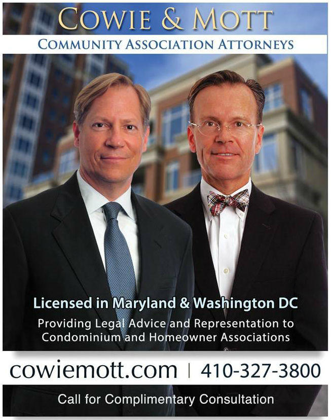 Maryland Condominium and Homeowners Association Lawyers