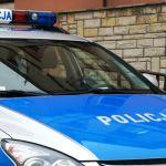 Policja w siedzibie Stowarzyszenia Wiosna