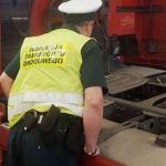 Podwójna manipulacja w ciężarówce