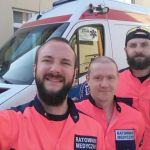 Pierwsze miejsce dla ratowników z Krakowskiego Pogotowia Ratunkowego