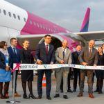 Wczoraj w Kraków Airport wylądował pierwszy samolot w barwach Wizz Air