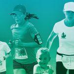"""""""Family Run"""", czyli rodzinne bieganie na Błoniach"""