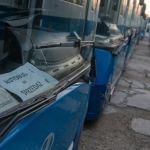 MPK SA w Krakowie sprzedało podczas licytacji ostatnie autobusy