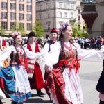 Polonez & Salsa na Rynku Głównym