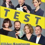 """Zapraszamy na spektakl komediowy """"TEST"""""""
