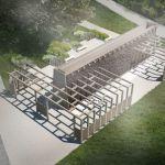 Rozpoczęła się budowa tężni na Łąkach Nowohuckich