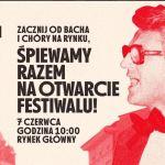"""""""Zacznij od Bacha"""" na Rynku Głównym w Krakowie!"""