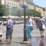 Przed nami kolejna fala upałów w Krakowie