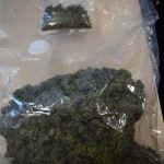 Blisko 200 gramów marihuany zabezpieczyli policjanci