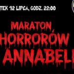 Zapraszamy na Maraton Horrorów z Annabelle