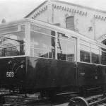 Historyczny wagon wyjedzie na nowohuckie tory