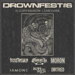 Drownfest powraca po trzech latach przerwy! Znamy szczegóły krakowskiego mini-festiwalu
