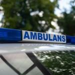 Wypadek na Plantach. 4-letnie dziecko w szpitalu
