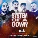 System Of A Down zagra w Krakowie!