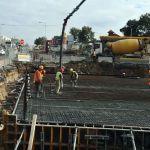 Prace na budowie Trasy Łagiewnickiej postępują