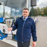 Wiemy, kto jest najlepszym kierowcą autobusu miejskiego w Krakowie!