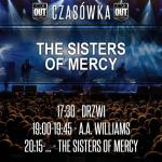 The Sisters Of Mercy już za kilka dni w Krakowie