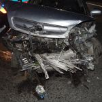 Wczorajszy wypadek w Modlniczce. Kierowca miał 2,5 promila alkoholu w organizmie