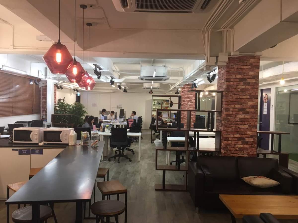 TGN Innovation. Hong Kong - Book Online - Coworker