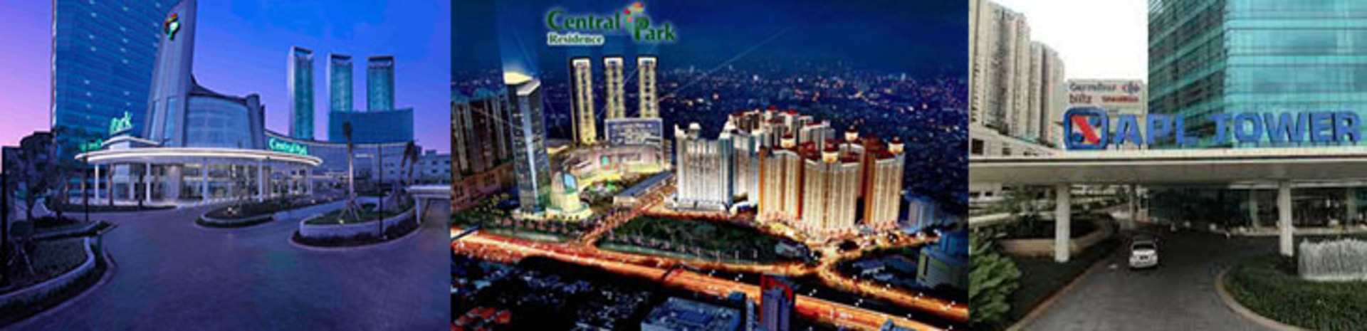 Apl Tower Lt 7 Central Park Podomoro City Jakarta
