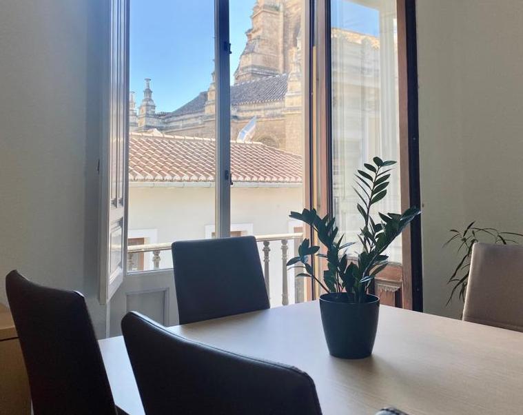 alquiler sala reuniones en Granada