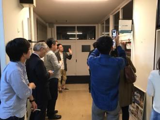 第45回コワーキングスペース運営者勉強会を「IID 世田谷ものづくり学校」で開催しました。