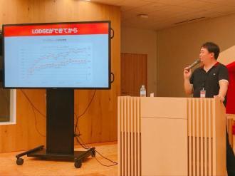 第49回コワーキングスペース運営者勉強会を「LODGE(ヤフー株式会社)」で開催しました。
