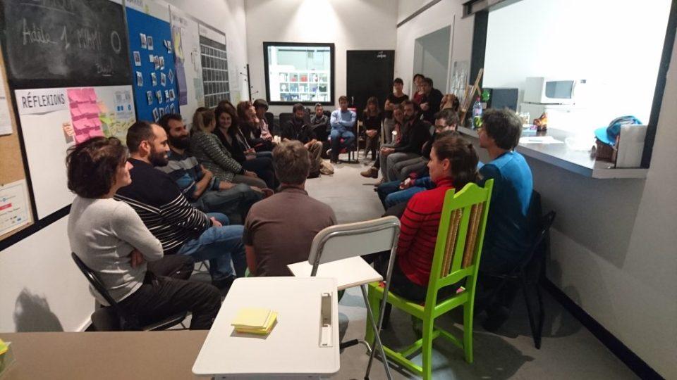 "Atelier ""fablab, makerspace, coworking..."" en novembre"