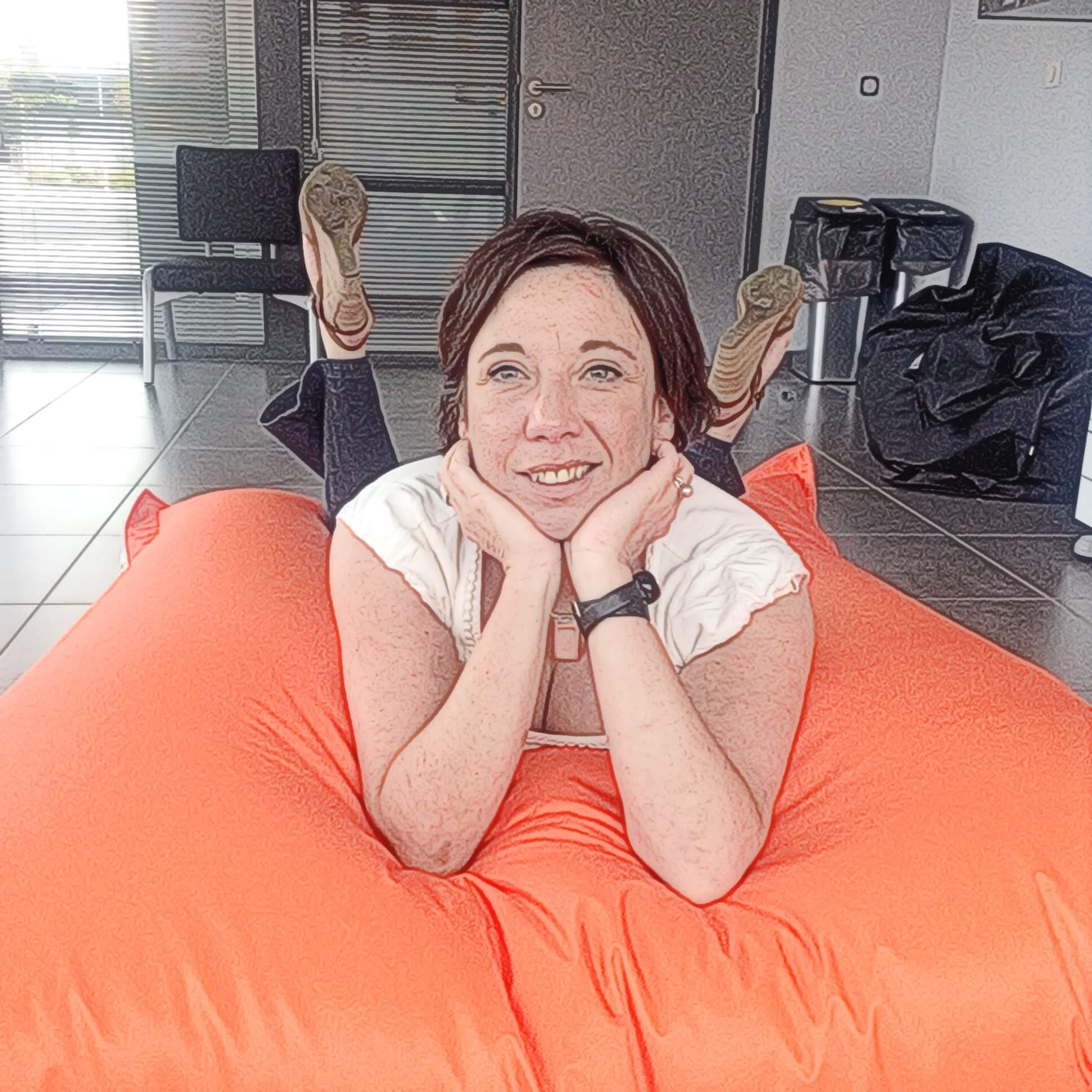 Coworkeuse de la semaine : Shirley Meulders