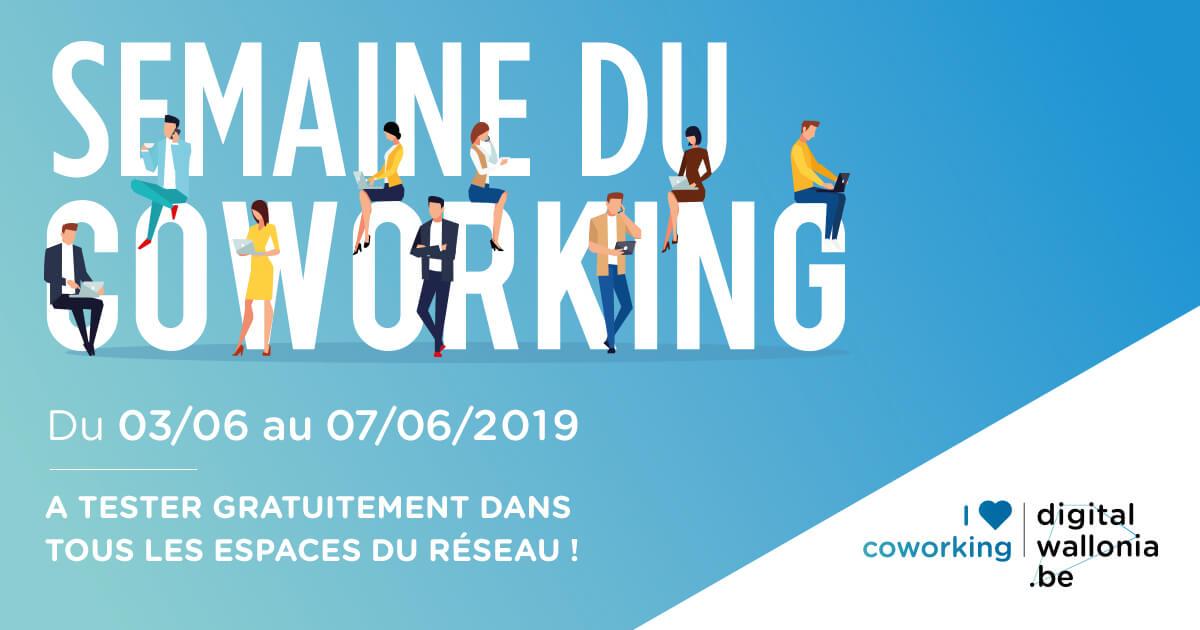 Semaine du Coworking 2019