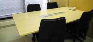 Co-working spaces: Sala privativa para 4 coworkers. Em frente ao shopping Vila Olímpia