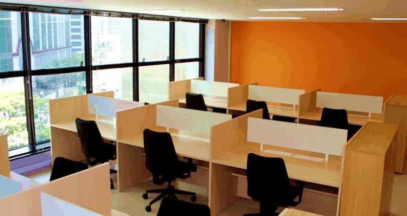 Coworking oferece mais que um espaço de escritório compartilhado