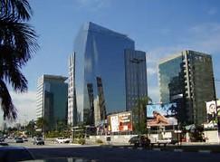 Localização do escritório em Coworking Vila Olímpia
