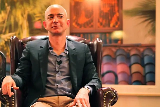 Os Livros que Influenciam Jeff Bezos, CEO da Amazon