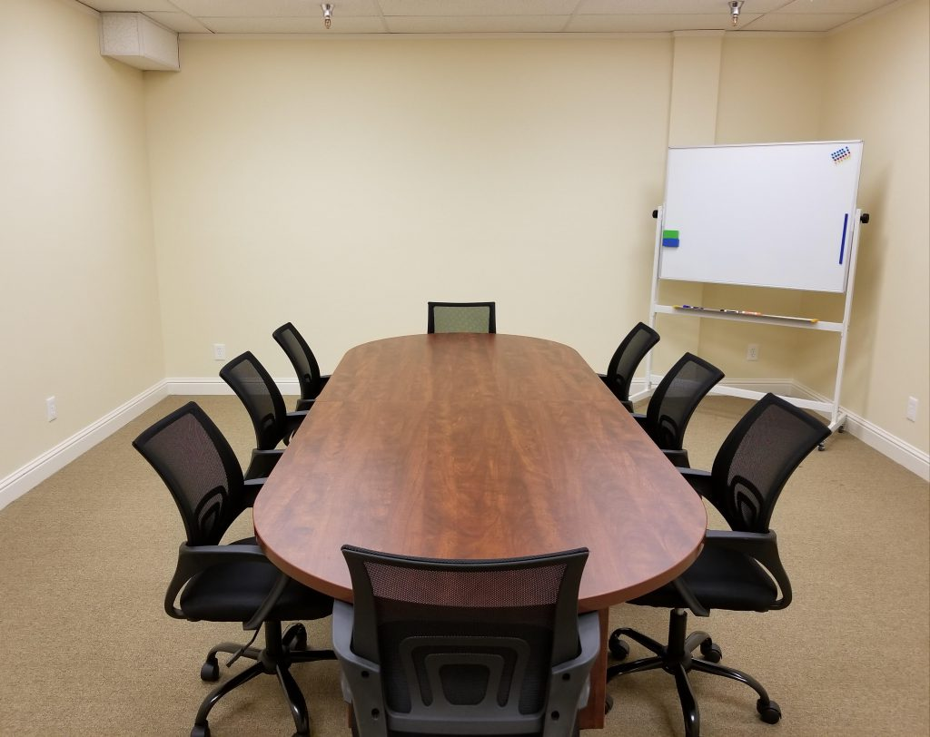 conference rooms coworking with